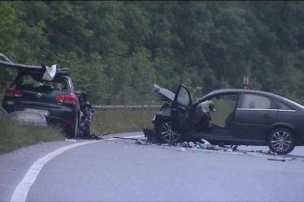 Twomey-family-crash-site-in-Devon